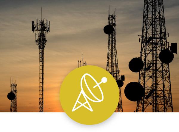 Industry Slider Telecom